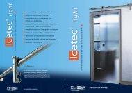 KL Icetec® Light - Glas und Spiegel Shop