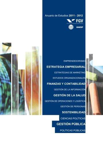 2011 - 2012 - GVpesquisa - Fundação Getulio Vargas