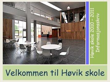 Samarbeid skole - Lier kommune