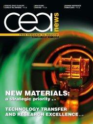 CEA News n°10 - September 2009