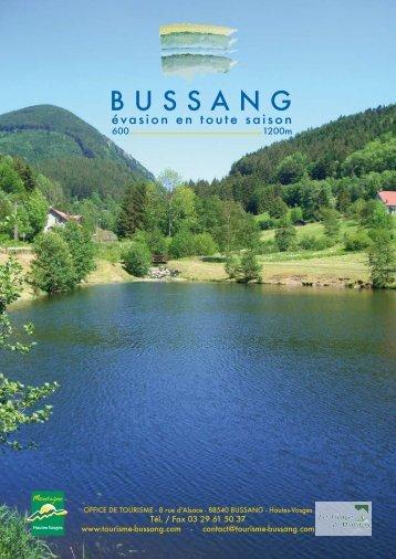 BUSSANG - Bleu Piment