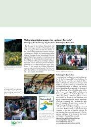 Veranstaltungen - Natur- und Umweltschutz-Akademie NRW