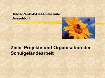 Hulda-Pankok-Gesamtschule Düsseldorf