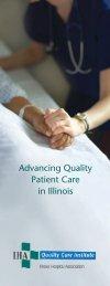 Raising the Bar - Illinois Hospital Association