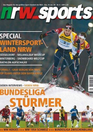 20 FRAGEN AN 7 STÜRMER - nrw sports