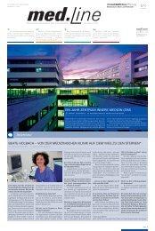 Interview - Medizinische Klinik - Universitätsklinikum Würzburg