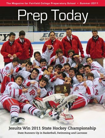 Jesuits Win 2011 State Hockey Championship - Fairfield College ...