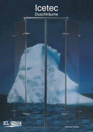 Icetec® CL - Glas und Spiegel Shop
