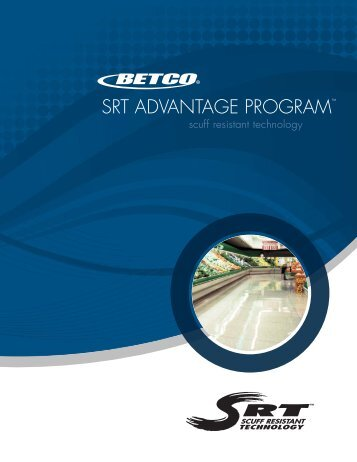 SRT Advantage Program Brochure