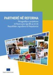 Partnere ne reforma - Europa