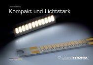 SmartArray Prospekt: Kompakt und Lichtstark 1.69 MiB - LEDS.de