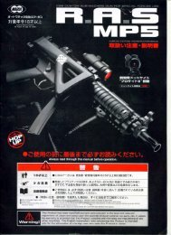 TM MP5 RAS - Softair-Center KG