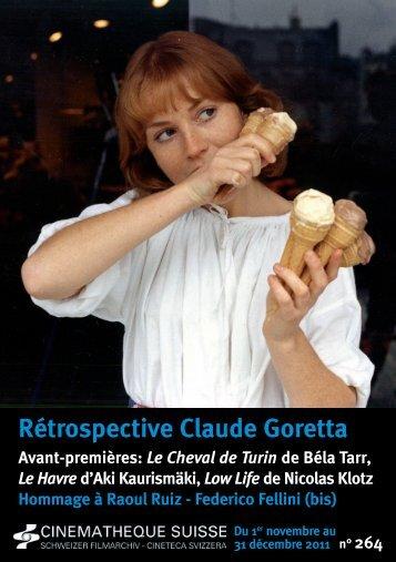 Bulletin n°264 - Cinémathèque suisse