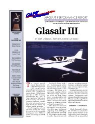 Glasair III - CAFE Foundation