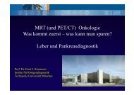 Teil 1 - ZEMODI - Zentrum für moderne Diagnostik