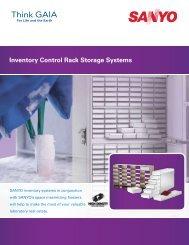Storage Rack Brochure - Biomedical