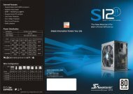 Brochure - Seasonic
