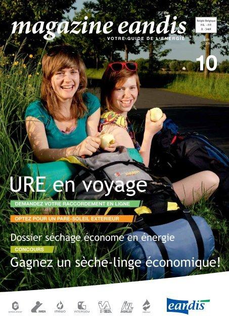 Magazine Eandis 10 - Juin 2009