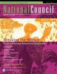 National Council Magazine - SAMHSA-HRSA Center for Integrated ...