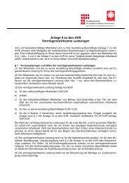 Anlage 9 zu den AVR Vermögenswirksame Leistungen - Caritas ...