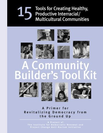A Community Builder's Tool Kit - Center for Assessment and Policy ...