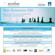 NEW GENERATION CIO