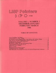 VOLUME 1, NUMBER 5 FEBRUARY-MARCH