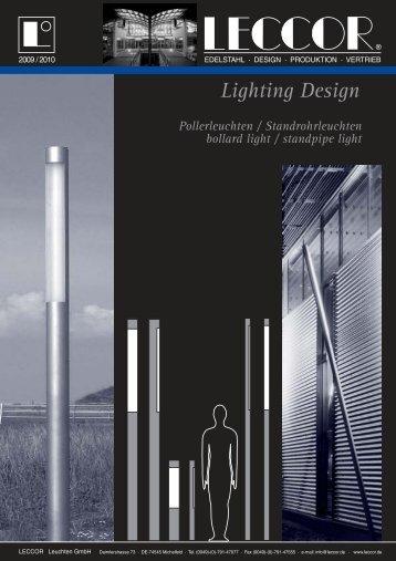 bollard light Collections D 114 / D 140 mm