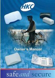 Owner's Manual - Hkc