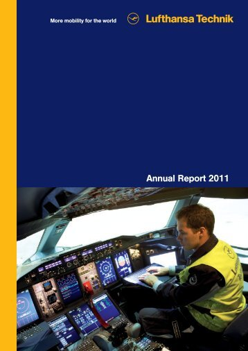 Annual Report 2011 - Lufthansa Technik