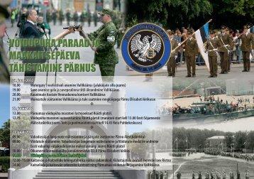 21. juuni 2012 18.00 Watergate'i veefestivali avamine ... - Pärnu