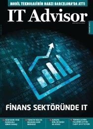Nisan 2013 Sayı 41 - IT Advisor