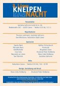 KNEIPEN NACHT - Stadt Lünen - Seite 4