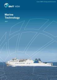 Marine Technology - BMT Group