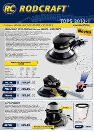 TOPS 2012 1 TOPS 2012-1 - Gruppo Binda srl