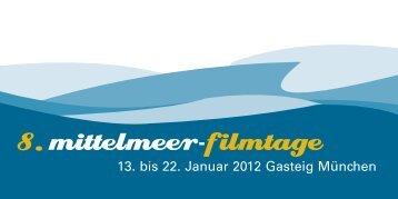Info - Filmstadt München