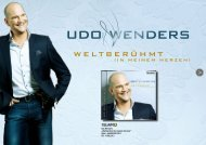 WELTBERÜHMT - Adlmann Promotion