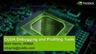 CUDA Debugging and Profiling Tools - Home - CS - CECS - ANU