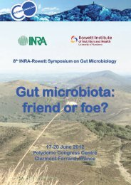 Download the proceedings - Inra