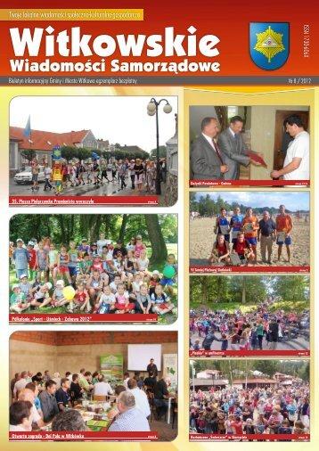 WWS 8-2012 - Witkowo