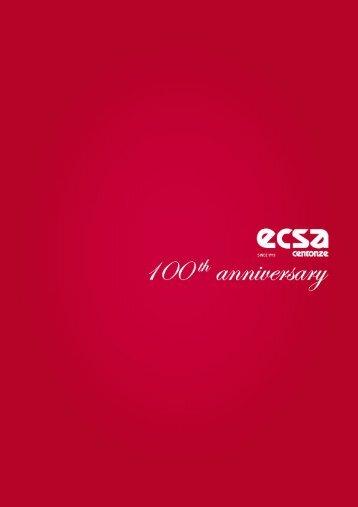 """Öffnen Sie hier unsere PDF """"ECSA Heute"""" - Emanuele Centonze SA"""