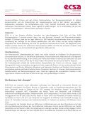 """Öffnen Sie hier unsere PDF """"ECSA Heute"""" - Emanuele Centonze SA - Seite 5"""