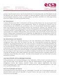 """Öffnen Sie hier unsere PDF """"ECSA Heute"""" - Emanuele Centonze SA - Seite 6"""