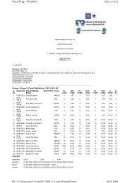 Seite 1 von 2 VELUM ng - Wettfahrt 20.09.2008 file://C:\Programme ...