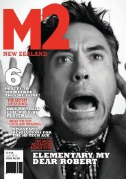 places to -  M2 Magazine