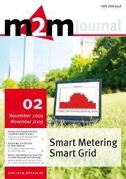 Smart Metering Smart Grid - M2M Alliance