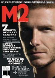 M2 NOW ON GOOGLE'S ANDROID - M2 Magazine