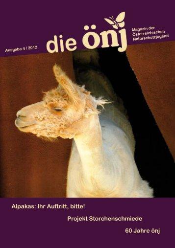 önj - Österreichische Naturschutzjugend