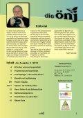 önj - Österreichische Naturschutzjugend - Seite 3