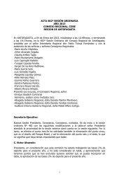 ACTA - Gobierno Regional de Antofagasta